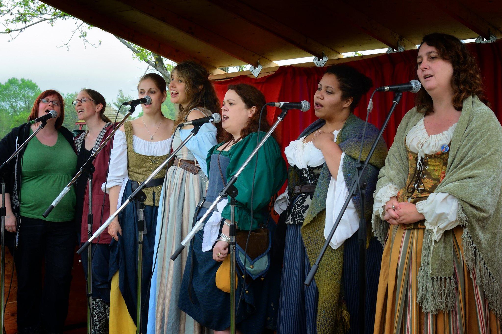 Country Renaissance Festival, Milton